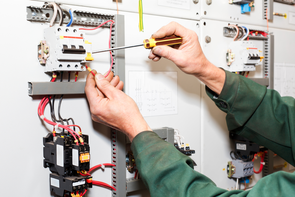 Electrical contractor in Calgary Alberta